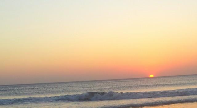 Шашлык у моря