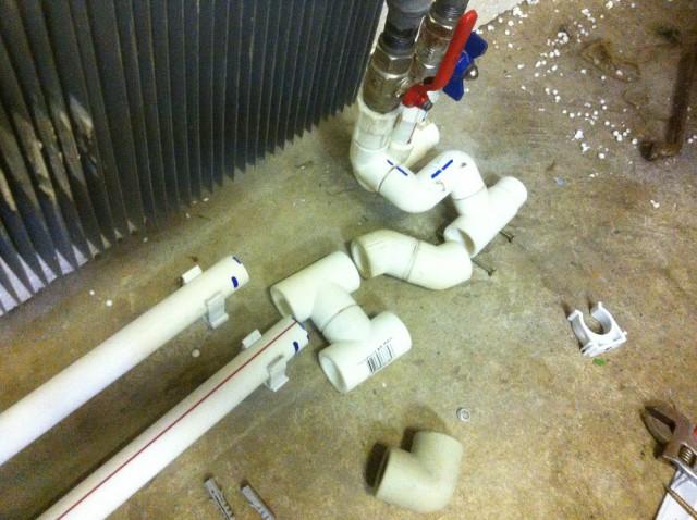 Как я организовал химчистку в гараже