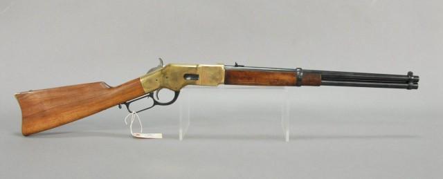 Винчестер: ружье «завоевавшее Дикий Запад»