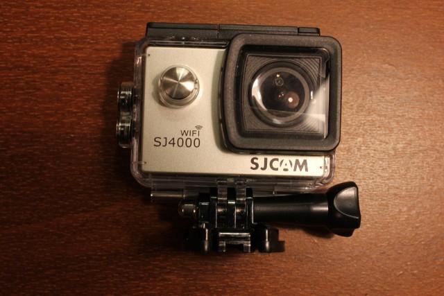 Экшн-камеры SJCam 4000 WiFi