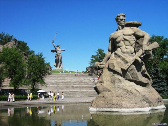 Вернуть городу имя Сталинград