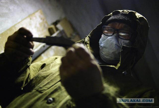 Изготовление якутского ножа