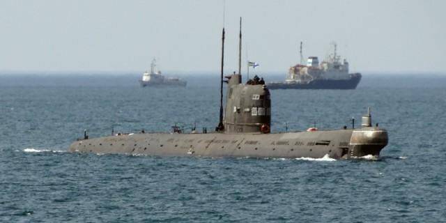 """Главком ВМС Украины: """"Украинские подводные силы должны стать элитой ВМС"""""""