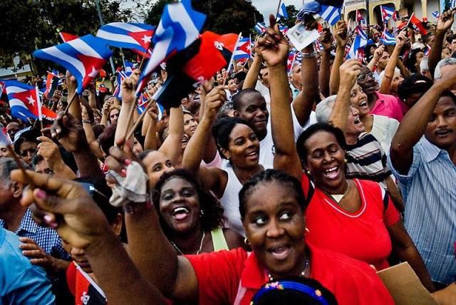 Куба: спустя половину века