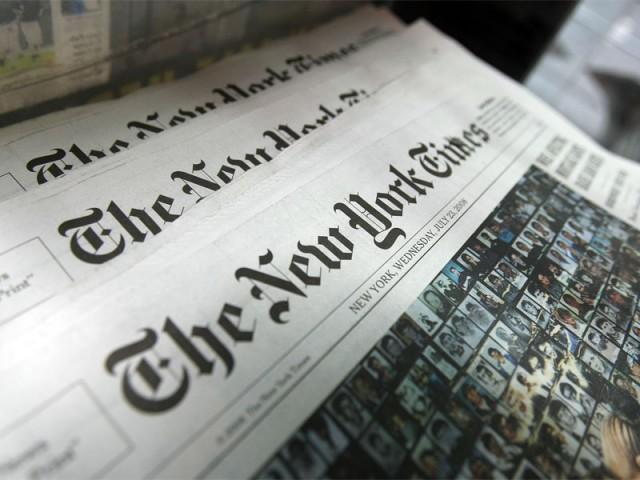 New York Times обвинил Керри, Обаму и Киев