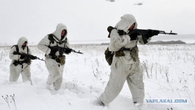 На западе РФ начались учения ВДВ