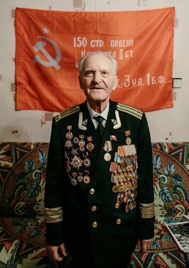 Ушел Николай Михайлович Беляев