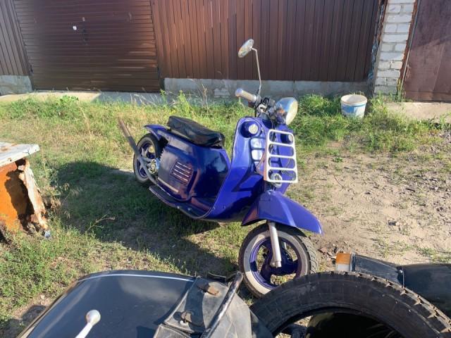Продам кастом скутер. Retro ruckus style