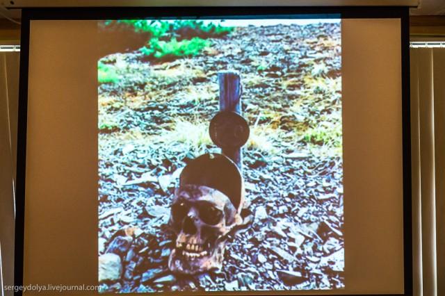 Таинственные черепа на урановых рудниках Чукотки