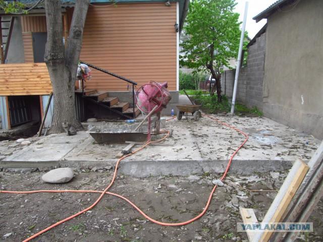 Как я переехал в новый дом: продолжение ремонта.