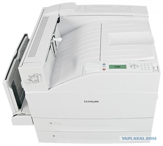 Лазерный принтер А3. Москва
