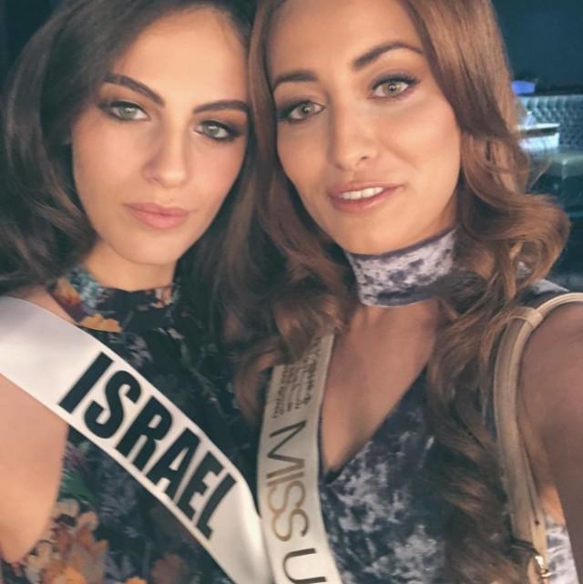 Мисс Израиль и мисс Ирак сфотографировались вместе и вызвали споры о вражде двух наций и религий