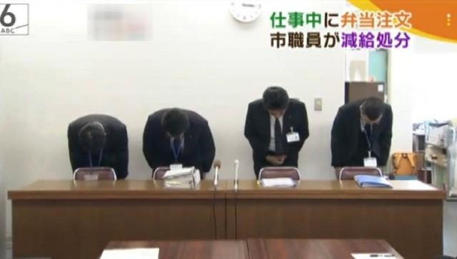 Однако, сурово в Японии с трудовой дисциплиной