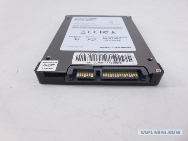 Куплю SSD от 60гб в отл. сост.