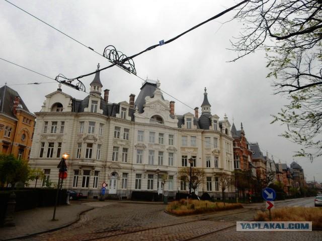 Есть в Антверпене улица...