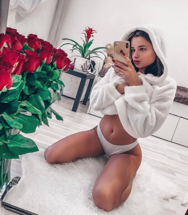 Кристина Селезнева Слив