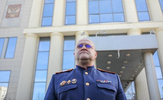 ФСБ задержала бывшего главу СК по Москве Дрыманова