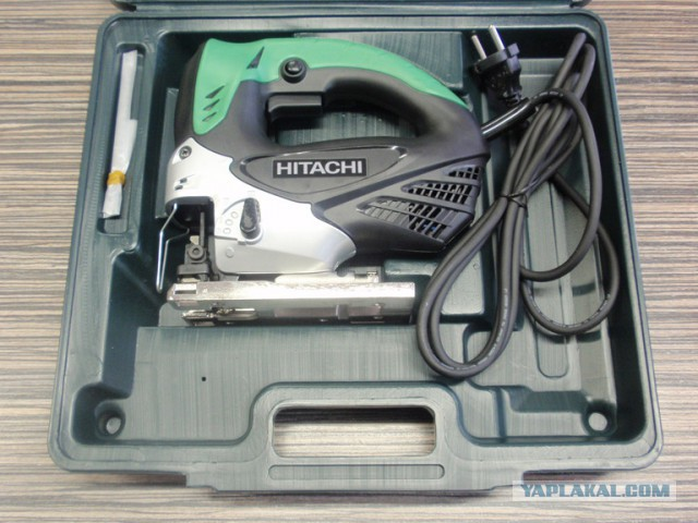Электро лобзик Hitachi CJ 90 VST в идеальном состоянии за 50% от цены