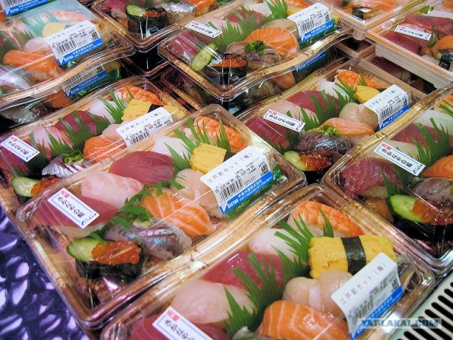 Сэн-сой набор премиум для суши 394 г