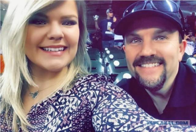 В Техасе не спокойно. Мать застрелила дочерей на глазах у отца