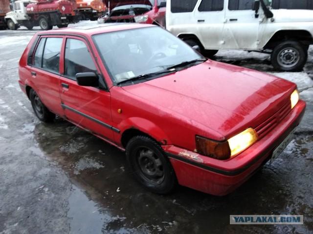 Продам жоповозку )