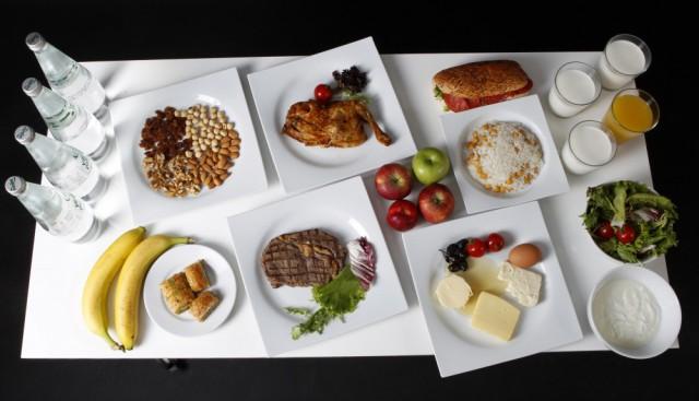 ежедневное меню правильного питания