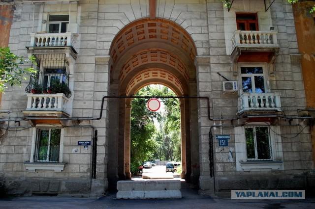 Погуляем в старом центре г. Алма -Ата.