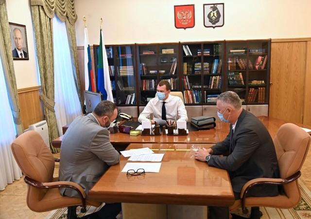 Дегтярёв раскритиковал бани и сауны Хабаровска