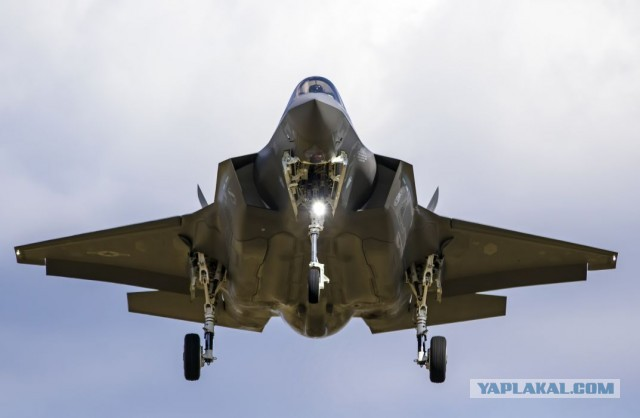 Украина планируют закупить американские истребители