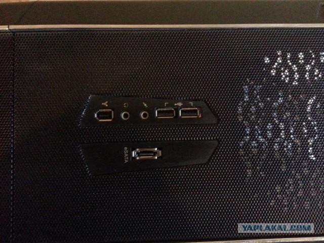 Продаю корпус CoolerMaster ATX