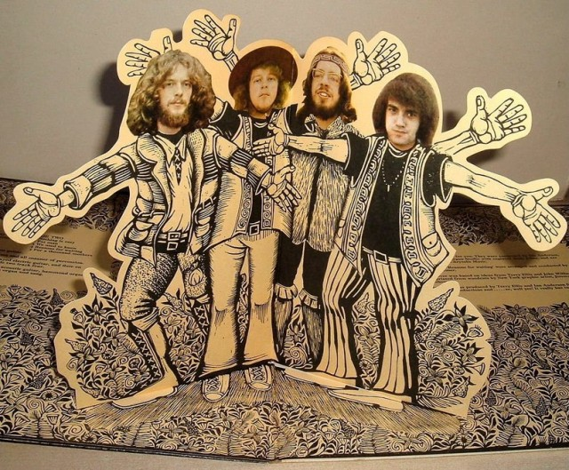 """""""Jethro Tull"""" :подробная история альбома «Aqualung»"""