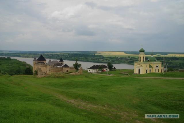 Путешествие в Хотинскую крепость
