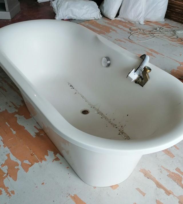 Ванна акрил.