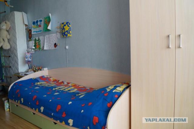 Второй этаж в детской