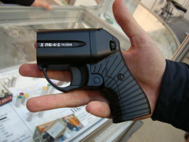 Полицейские из Аризоны вооружатся русской «Осой»