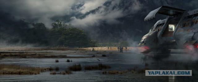Потерянный рай. Обзор одного из сценариев «Чужого: Завета»
