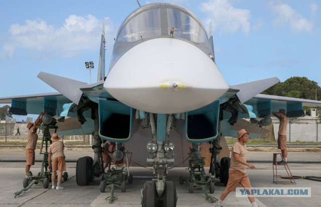 CNN впечатлили подготовка и вооружение российских военных в Сирии