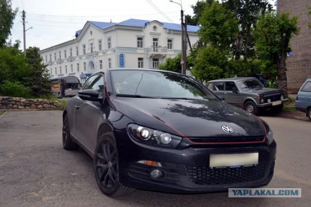 Из-за Урала в Европу на своём автомобиле