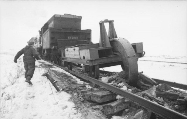 Советский «Червяк» и другие путевые разрушители