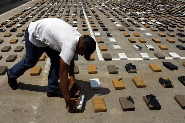 Спецоперация в Колумбии: изъяты ТОННЫ наркоты
