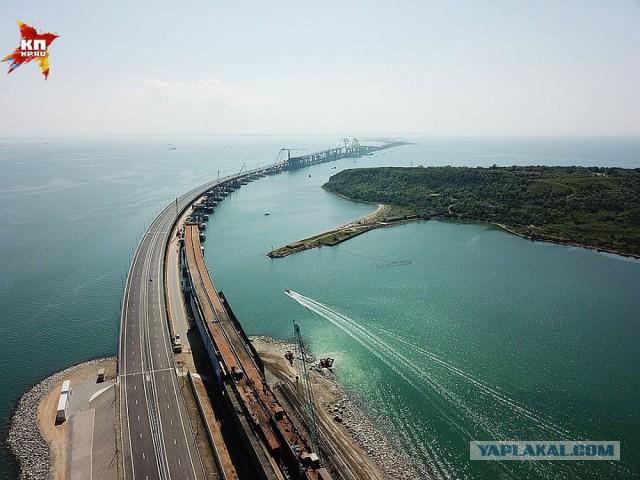 Как всё зашевелилось после открытия Крымского моста