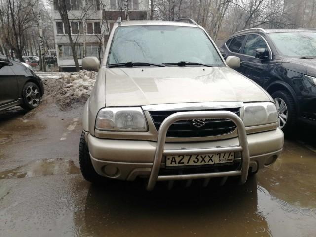 Продам Suzuki Grand Vitara недорого