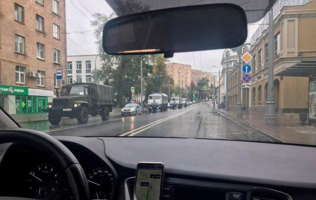 Московские власти готовятся к сегодняшним акциям протеста