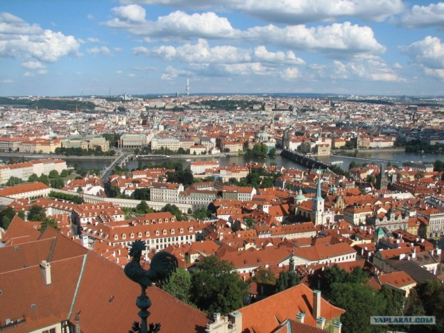 Небольшой отчет о Праге