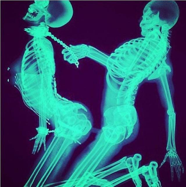 рентген очки порно