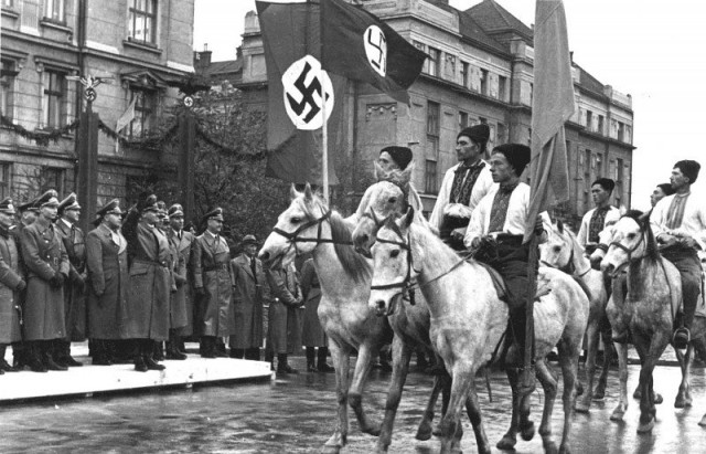 Почему нацистам не удалось создать