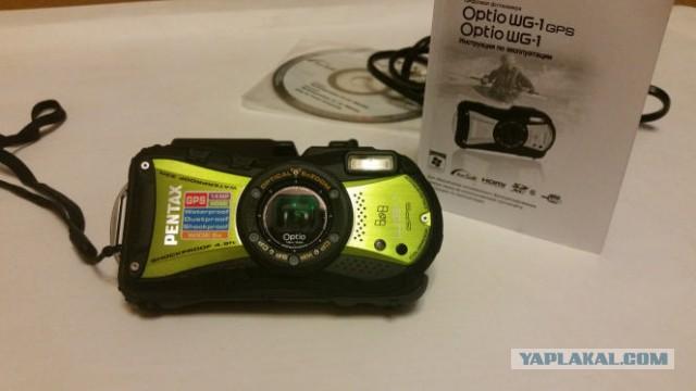 Фотоаппарат Pentax продам