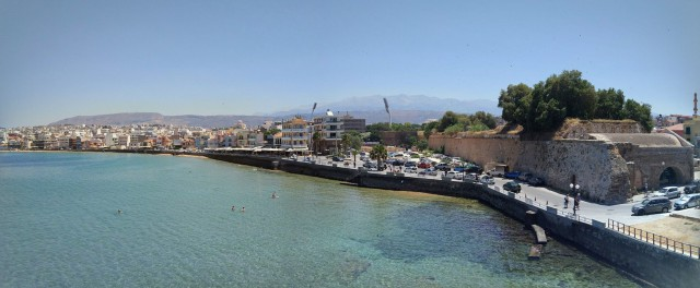 Поездка на Крит, мини-обзор и непутевые заметки