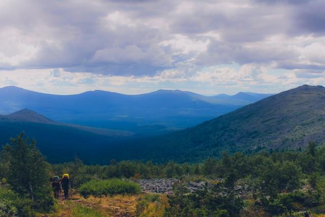 Уральские горы. Фотографии из одиночных походов