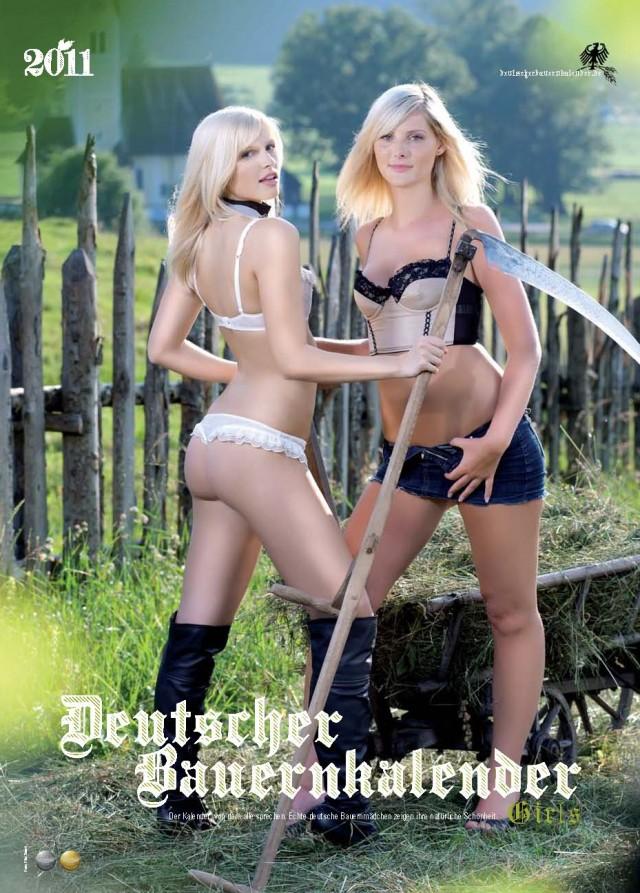 Немецкий эротический календарь